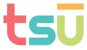 New logo of Tsū social network